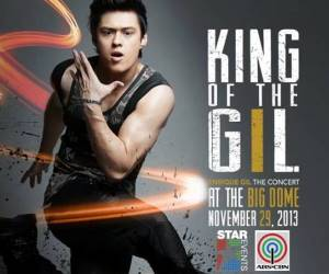 King of the Gil (Concert, 2013)